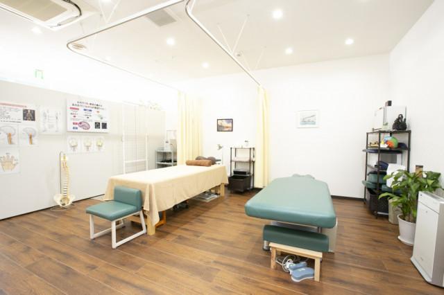 4.施術スペース